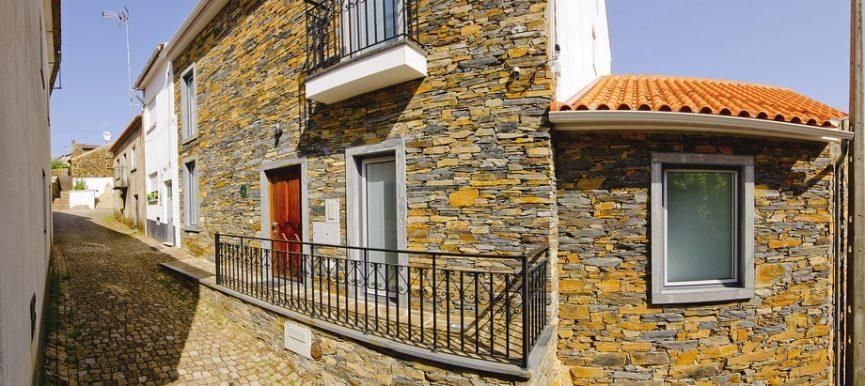 Inauguração Casa da Ladeira, Turismo Rural, Ameixoeira, Oleiros